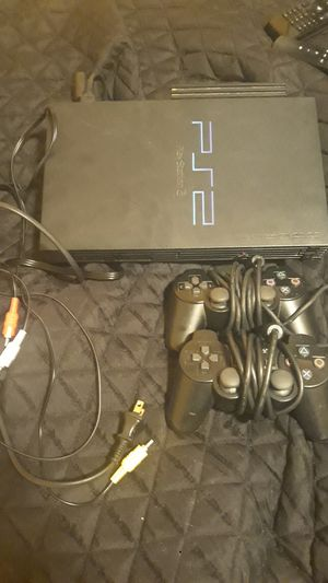 Ps2 game system for Sale in Fresno, CA