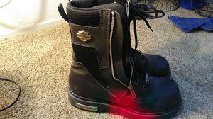 Harley Davidson Boots for Sale in Oak Glen, CA