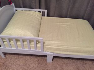 Kids bed with mattress for Sale in Fresno, CA