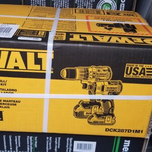 Drill And Compact Kit for Sale in Houston, TX