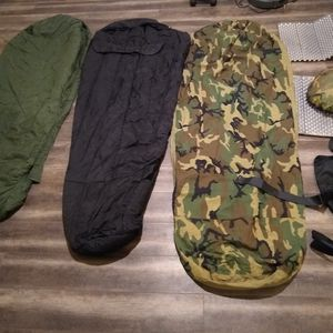 Military Sleeping Bag - 3 in 1 Gore-Tex Outer Bivy for Sale in Seattle, WA