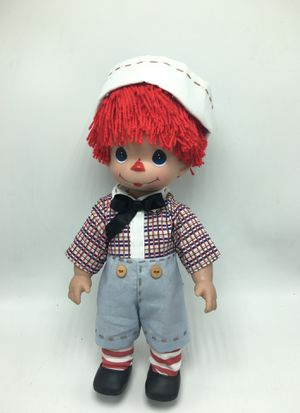 Precious Moments Raggedy Ann Doll for Sale in Chino Hills, CA
