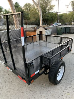 Trailer like new for Sale in Vista, CA