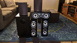 Onkyo home theater speakers SKS - HT530 for Sale in Martinez, CA
