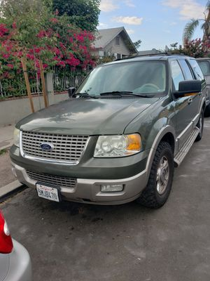 2004 Ford Expedition Eddie Bauer for Sale in San Diego, CA
