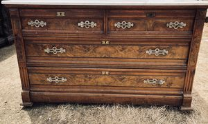 Antique Cabinet Marble Top for Sale in San Diego, CA