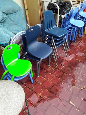 Kids chairs for preschool or daycare for Sale in Lauderdale Lakes, FL