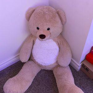 Big teddy bear for Sale in Portage, MI