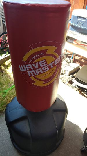 Century Original wave master punching bag. for Sale in Castro Valley, CA