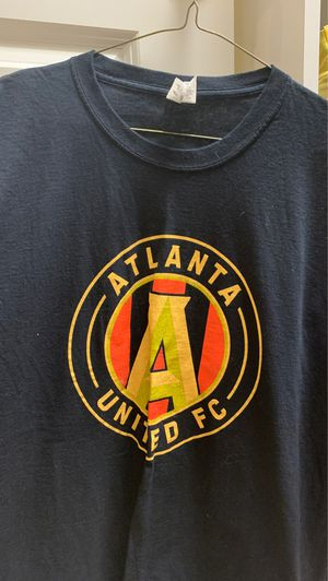 Atlanta United Soccer T Shirt Adult XXL for Sale in Atlanta, GA
