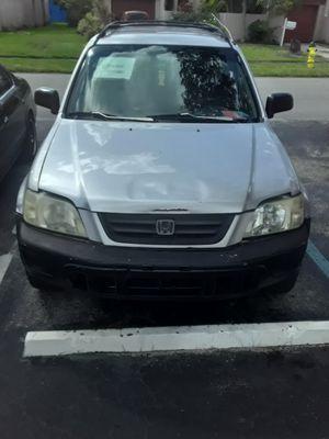 Honda crv 99 for Sale in Fort Lauderdale, FL