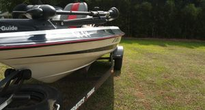1998 stratos bass boat for Sale in Lakesite, TN