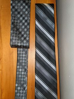 2 Ties (1 Is Reversible) for Sale in Washington,  PA