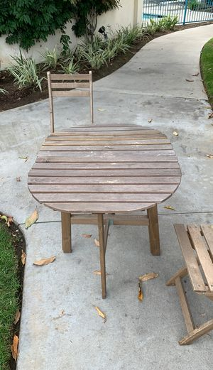 Outdoor furniture for Sale in Newport Beach, CA