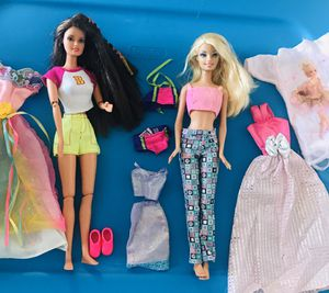 Theresa & Barbie & clothes for Sale in Garland, TX