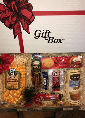 Xmas gift box $40.00 for Sale in Wenatchee, WA