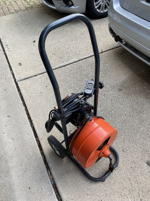 General Mini Rooter XP Drain Cleaner for Sale in West Chicago, IL