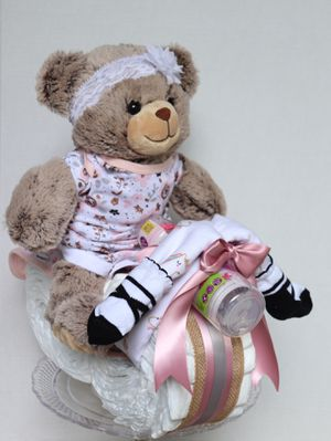 Motorcycle diaper cake for Sale in Centreville, VA