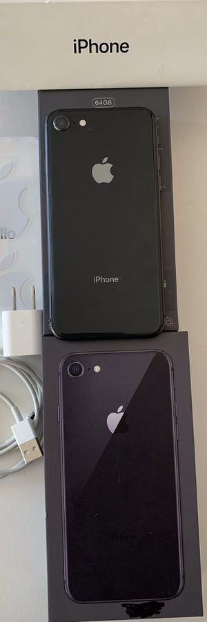 🔥 IPHONE 8 64GB UNLOCKED WORKS WITH ANY CELLPHONE CARRIER INCLUDING OVERSEAS+MEXICO WE CAN MEET AT ANY CELLPHONE STORE VERIFY EVERYTHING WORKS💯%👍🏼 for Sale in San Diego, CA