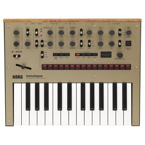 Korg Monologue Analog Monophonic Synthesizer Gold Edition NEW IN BOX for Sale in Arlington, TX