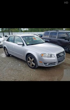 2005 Audi A4 2.0t Quattro for parts only !!! for Sale in New Port Richey, FL