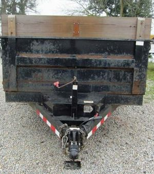Dump PJ Trailer2OO6 Price$1000 for Sale in Columbus, OH