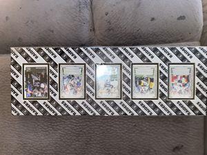 Raiders 5 card peace set for Sale in Albuquerque, NM