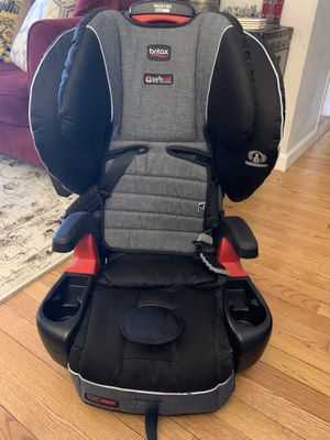Britax child booster car seat- excellent condition! for Sale in New York, NY
