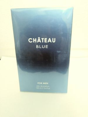 Chateau blue for men comper to blue chanel made in USA for Sale in Fontana, CA