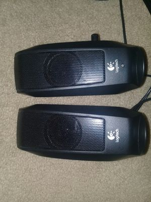 FREE Logitech S-120 computer speakers for Sale in La Mesa, CA