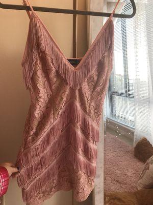 Cute blush dress size 6 for Sale in Falls Church, VA
