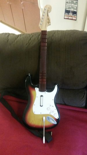 Fender Stratocaster Strat Guitar for Sale in Seattle, WA