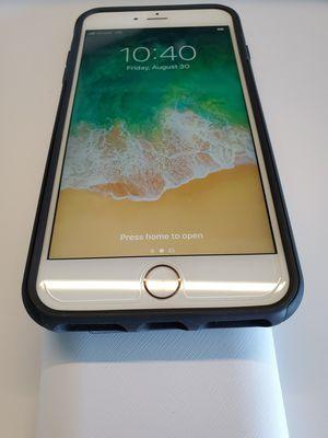 iPhone 6s Plus Gold 128GB Verizon + Case for Sale in Portola Valley, CA