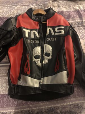 Motorcycle padded jacket size medium for Sale in Hicksville, NY
