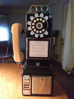 Telephone bank for Sale in Detroit, MI
