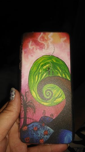 Moto e5 case Rick and Morty Nightmare Before Christmas crossover for Sale in Boulder, CO