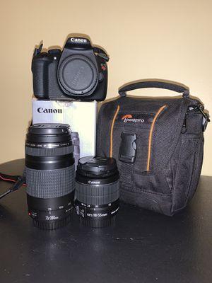 Canon Rebel T5 camera for Sale in Baltimore, MD