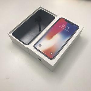 Iphone x 256GB good condition (please read description) for Sale in Fairfax, VA