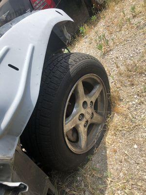 2000 Pontiac Firebird wheels for Sale in Fontana, CA