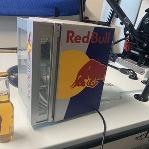 Red Bull Mini Fridge for Sale in Ponte Vedra Beach, FL