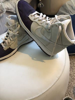 Women's Nike shoes size 9,5 for Sale in Greensboro, NC