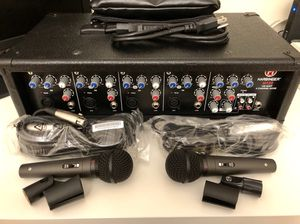 Harbinger M120 4 Channel Mixer for Sale for sale  Brooklyn, NY