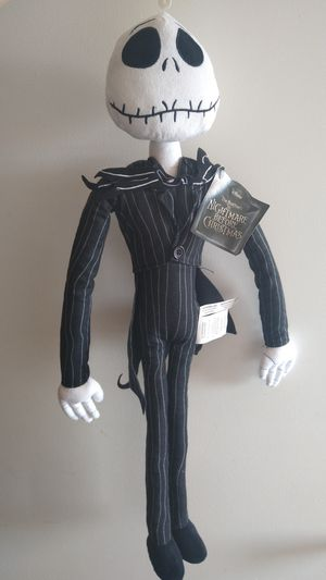 Nightmare before Christmas Jack skeleton doll for Sale in Phoenix, AZ