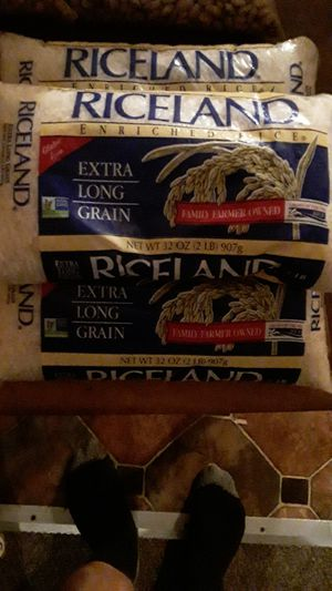 RiceLand Extra Long Grain Rice 32oz bags for Sale in Ruskin, FL