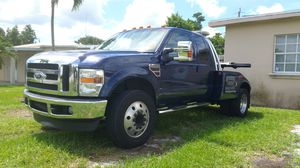 2008 F450 Super Duty Extended Cab for Sale in Miami, FL