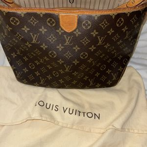 Pre-loved Authenic Louis Vuitton Delightful PM for Sale in Weatherford, TX