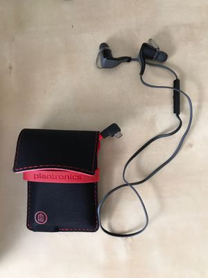 Plantronics BackBeat Go 2 Wireless Hi-Fi Earbud Headphones for Sale in Rancho Santa Margarita, CA