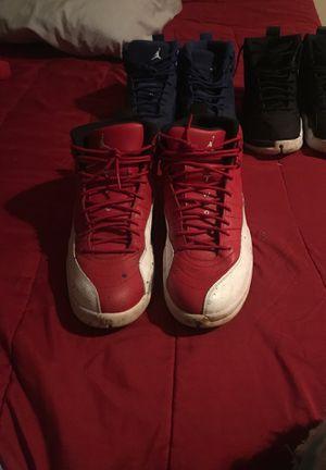 Air Jordan 12 Retro 'Gym Red' for Sale in University City, MO
