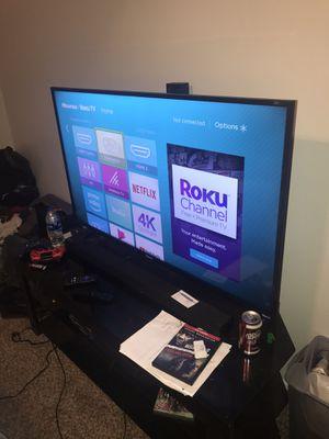 """55"""" Roku 4K Smart Tv for Sale in Longview, TX"""