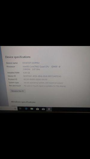 Dell 780 desktop computer for Sale in Granite City, IL
